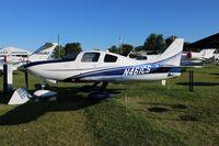 N461CS @ OSH - Cessna T240