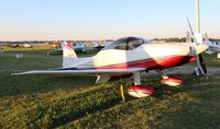 N462MC @ OSH - Mustang II