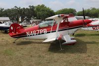 N467PB @ LAL - Pitts S-2B