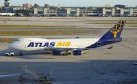 N475MC @ MIA - Atlas