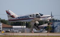 N480RD @ LAL - Rockwell 114
