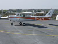 EI-CCM - Parked on the apron at Galway Airport 21/4/2010 at 12.05hrs - by John Dunphy