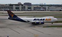 N493MC @ MIA - Atlas
