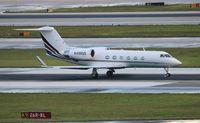 N498QS @ MIA - Net Jets