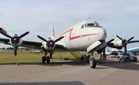 N500EJ @ LAL - C-54E