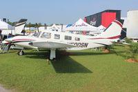 N500SN @ LAL - PA-34 Seneca