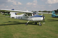 G-ARFO @ EGBK - LAA Rally - Sywell - by Peter Olding