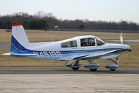 N4519B @ KMIV - Gulfstream American Corp AA-5B Tiger  C/N AA5B1048, N4519B