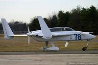 N78LC @ KMIV - Rutan Long-EZ  C/N 391, N78LC