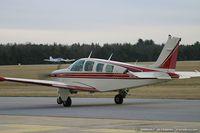 N67491 @ KMIV - Beech A36TC Bonanza 36  C/N EA-77, N67491
