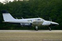 N1380T @ KMIV - Piper PA-34-200 Seneca I  C/N 34-7250302, N1380T
