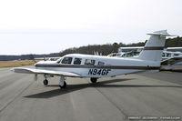 N94GF @ KGED - Piper PA-32RT-300 Lance  C/N 32R-7885115, N94GF