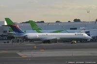 N919DL @ KLGA - McDonnell Douglas MD-88 - Delta Air Lines  C/N 49584, N919DL