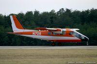 N708 @ KMIV - Partenavia P-68 Observer  C/N 314-11/OB, N708