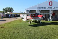 N510SU @ OSH - Cessna 150L from that school I won't mention (being the fact that I am a Michigan grad)
