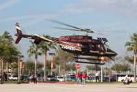 N512VB - Bell 407 at Heliexpo Orlando