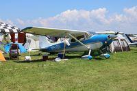 N518V @ OSH - Cessna 180