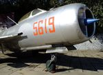 5619 - Shenyang J-6 I (chinese version similar to MiG-19S) FARMER at the China Aviation Museum Datangshan - by Ingo Warnecke