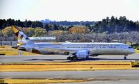 A6-BLE @ RJAA - Landing - by JPC