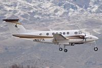 N127TA @ KBOI - Landing RWY 10L. - by Gerald Howard