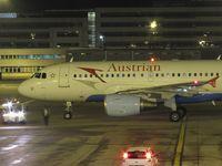 OE-LDG @ LFPG - Tbilisi Austrian Airlines departure - by JC Ravon - FRENCHSKY
