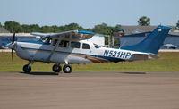 N521HP @ LAL - Cessna T206H