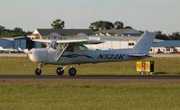 N522K @ LAL - Cessna 150L