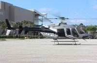 N523PY - Bell 407 Heliexpo Orlando