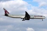 A7-BEF @ YMML - Qatar - by Fred Willemsen