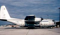 N4469P - N4469P Lockheed C-130A Hercules c/n 3215 1980 Gatwick Airport, England - 1980 - by H. Hawkins