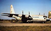 N4469P - N4469P Lockheed C-130A Hercules Chandler Municipal Airport (KCHD), USA - Arizona Stuart Jessup - 09/04/1987 - by Stuart Jessup