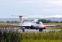 C-GGRP @ CZBB - C-GGRP L-29 Delfin,Boundary Bay Airshow 2014 - by metricbolt