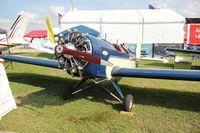 N527CL @ LAL - Aerolab LoCamp