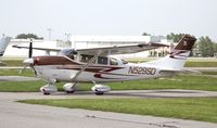 N529SD @ ORL - Cessna T206H