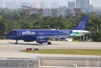 N531JL @ FLL - Jet Blue NYPD