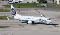 N533AS @ FLL - Alaska