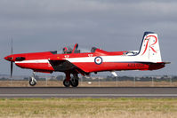 A23-059 @ YMAV - ROULETTES - by Fred Willemsen