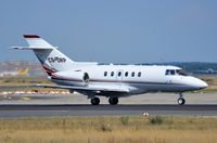CS-DRP @ EDDF - Netjets HS800XP departing FRA - by FerryPNL