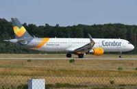 D-AIAG @ EDDF - Condor A321 taking-off. - by FerryPNL