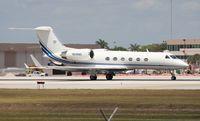 N546MG @ FLL - Gulfstream IV