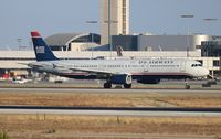 N546UW @ LAX - US Airways