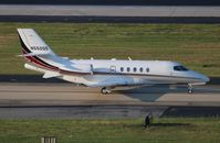 N550QS @ ATL - Net Jets