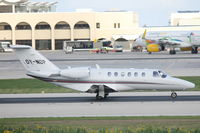 OY-NDP @ LMML - Cessna525A CitationJet CJ2 OY-NDP