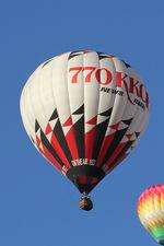 N30072 - At the 2017 Albuquerque Balloon Fiesta