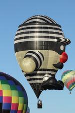 N2359C - At the 2017 Albuquerque Balloon Fiesta
