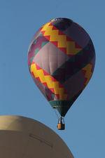 N848LB - At the 2017 Albuquerque Balloon Fiesta