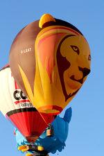 G-LEAT - At the 2017 Albuquerque Balloon Fiesta