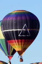N4021M - At the 2017 Albuquerque Balloon Fiesta