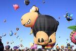 PP-ZLO - At the 2017 Albuquerque Balloon Fiesta
