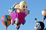 PP-XXJ - At the 2017 Albuquerque Balloon Fiesta